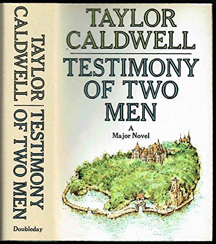 9780385071666: Testimony of Two Men
