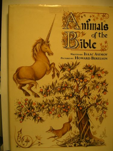 9780385071956: Animals of the Bible