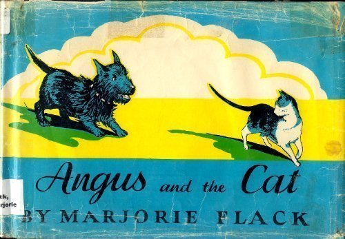 ANGUS AND THE CAT: Flack, Marjorie