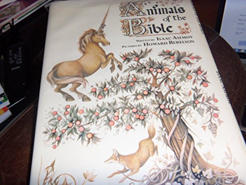 9780385072151: Animals of the Bible