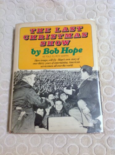 The Last Christmas Show, Bob Hope