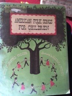 9780385073165: American Folk Songs for Children