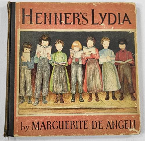 9780385073189: Henner's Lydia