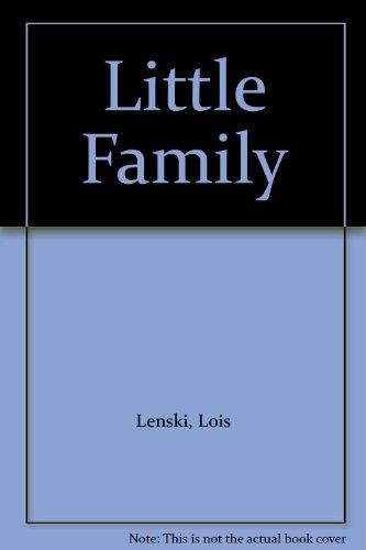 9780385073790: Little Family