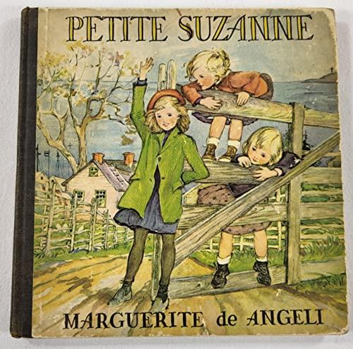 Petite Suzanne (0385074476) by De Angeli, Marguerite