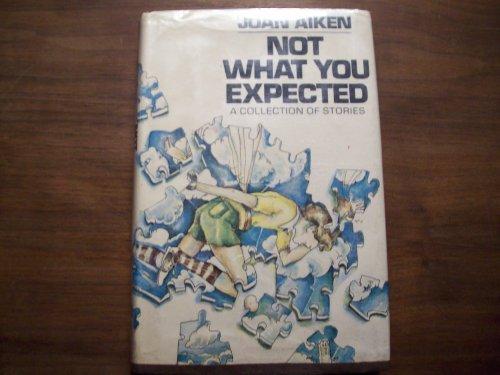 Not What You Expected: Joan Aiken
