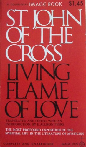 9780385075473: The Living Flame of Love