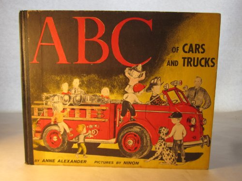 9780385075763: ABC of Cars and Trucks