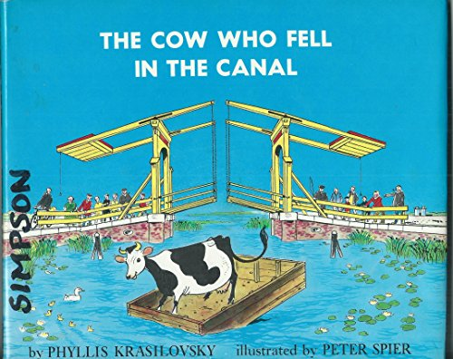9780385075855: The Cow Who Fell in the Canal