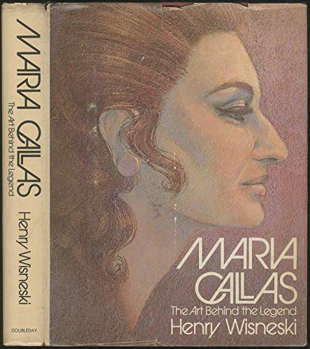 9780385078375: Maria Callas: The Art Behind the Legend