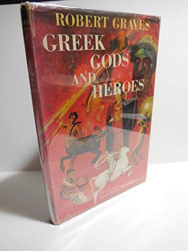 9780385078818: Greek Gods and Heroes