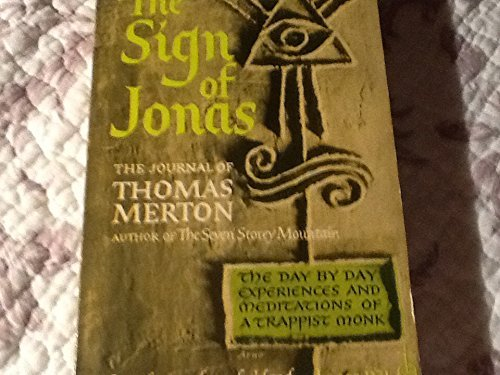 9780385078986: The Sign of Jonas (Doubleday Image Book)