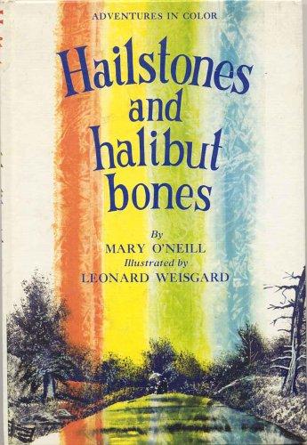 9780385079112: Hailstones And Halibut Bones Adventures in color