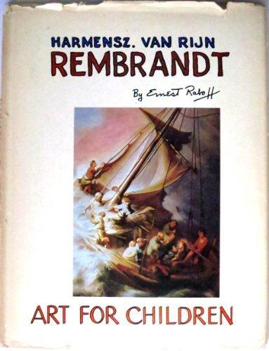 Harmensz. van Rijn Rembrandt, (Art for children)