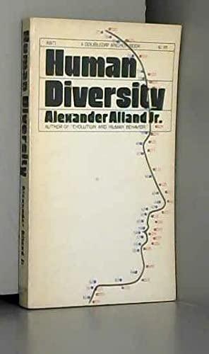 9780385080224: Human diversity
