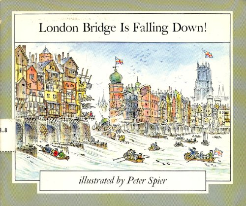 9780385080255: London Bridge Is Falling Down