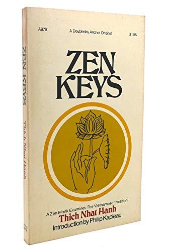 9780385080668: Zen Keys