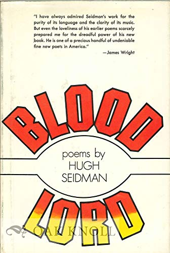 Blood Lord: Seidman, Hugh