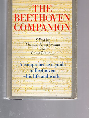 The Beethoven Companion.: Louis Biancolli