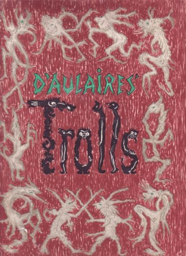 9780385082556: D'Aulaires Trolls