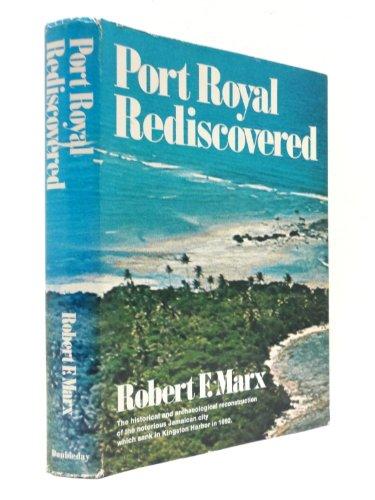 9780385082969: Port Royal rediscovered,