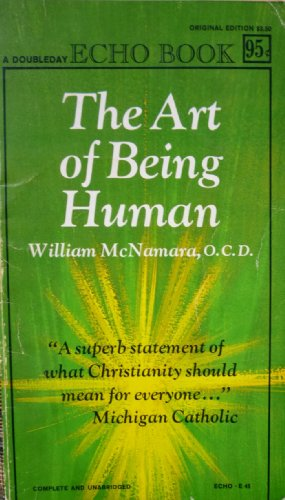 9780385083232: Art of Being Human