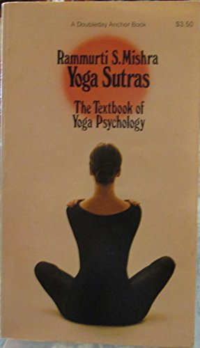 9780385083584: Yoga sutras: The textbook of Yoga psychology