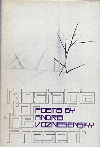 9780385083683: Nostalgia for the Present