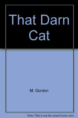 That Darn Cat: The Gordons; Mildred