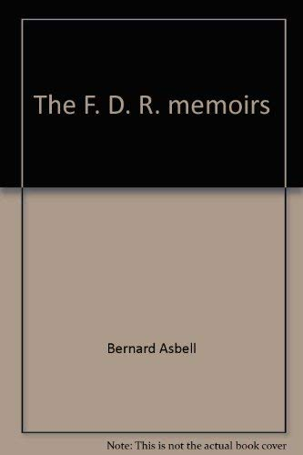 Daniel Boorstin's Copy of The F.D.R. Memories