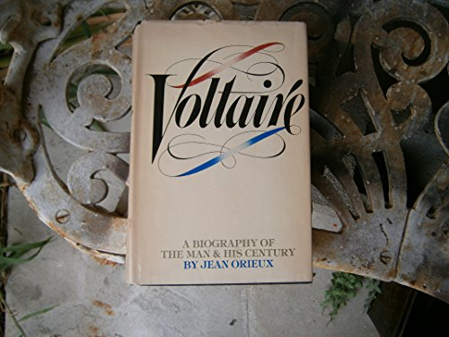 9780385085670: Voltaire (English and French Edition)