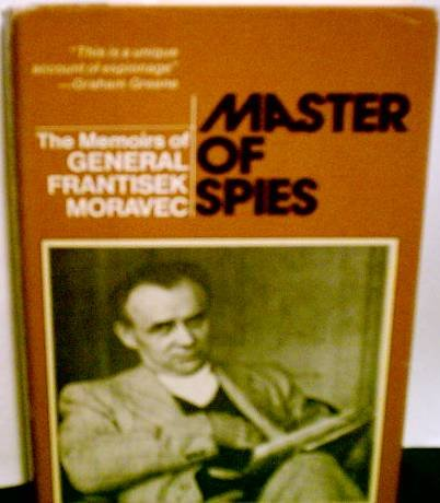 Master of Spies: the Memoirs of General