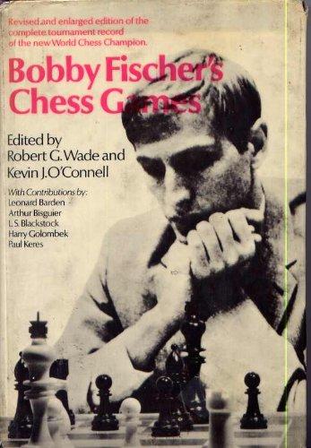 9780385086271: Bobby Fischer's Chess Games