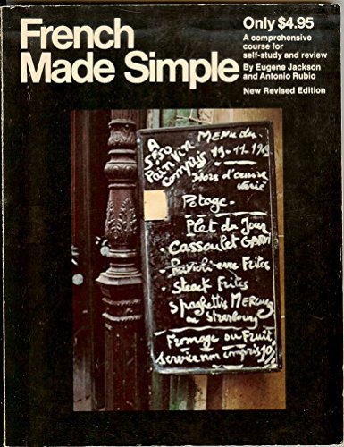 9780385086912: French Made Simple