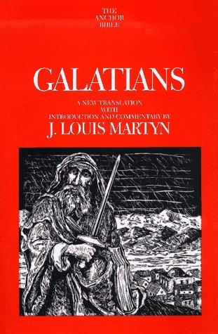 9780385088381: Galatians: 33 (Anchor Bible)