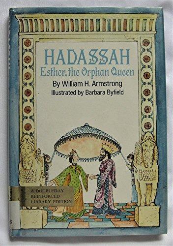 9780385088435: Hadassah: Esther the Orphan Queen