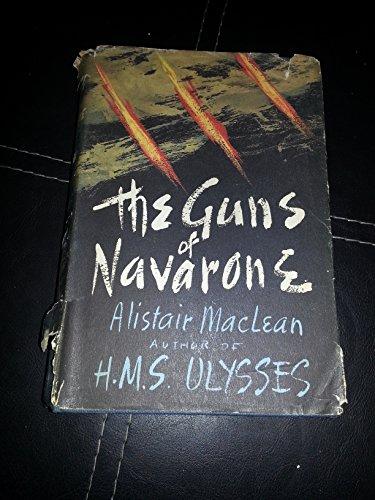 9780385089951: The Guns of Navarone.