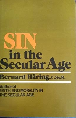 9780385090179: Title: Sin in the Secular Age