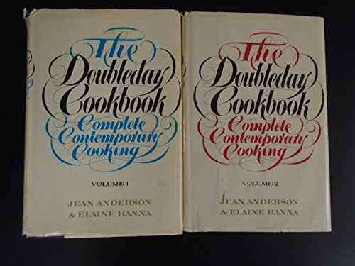 The Doubleday cookbook: Complete contemporary cooking: Jean Anderson