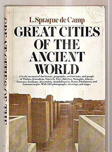 9780385091879: Great cities of the ancient world