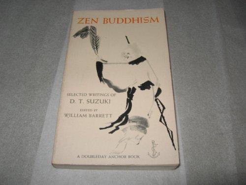 9780385093002: Zen Buddhism, Selected Writings.
