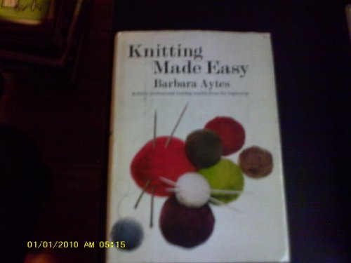 9780385093552: Knitting Made Easy.