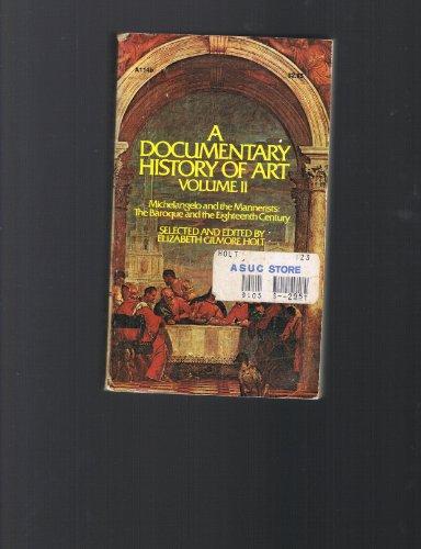 9780385093668: Documentary History of Art