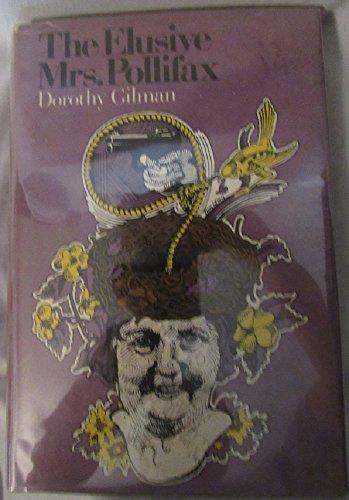 The Elusive Mrs. Pollifax: Gilman, Dorothy