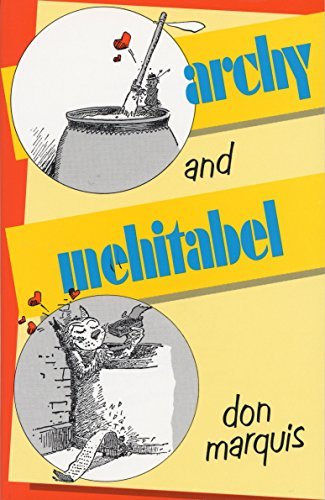 9780385094788: Archy and Mehitabel