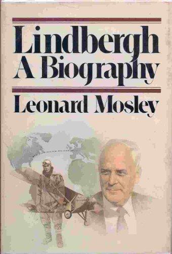9780385095785: Lindbergh: A Biography