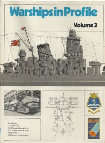 Warships in Profile Volume Three