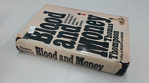 9780385096850: Blood and Money