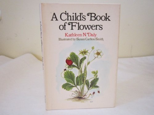 9780385097482: A Child's Book of Flowers,