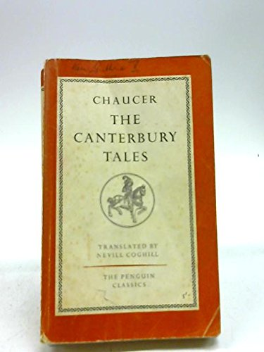 9780385098694: Canterbury Tales of Geoffrey Chaucer